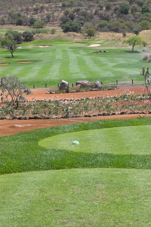 Download Golf hole stock image. Image of entertainment, business - 1495475