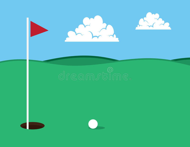 Download Golf Hole Royalty Free Stock Images - Image: 32446369