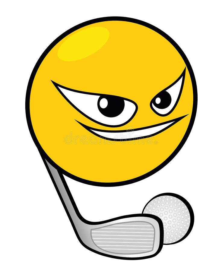 Download Golf icon stock vector. Image of match, internet, drawing - 21092769