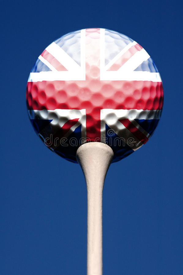 Free Golf In The UK. Royalty Free Stock Images - 23766629