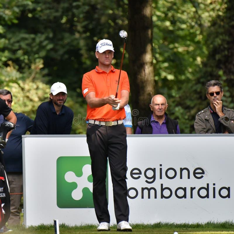 Golf-Italiener öffnen 2016 lizenzfreie stockfotografie
