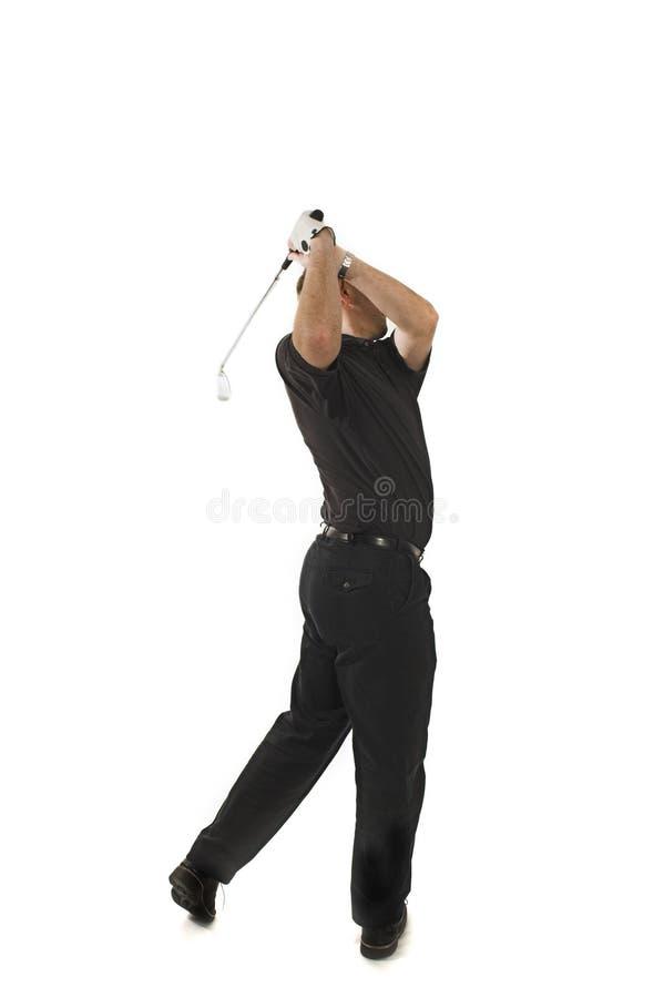 golf jego gry obraz stock