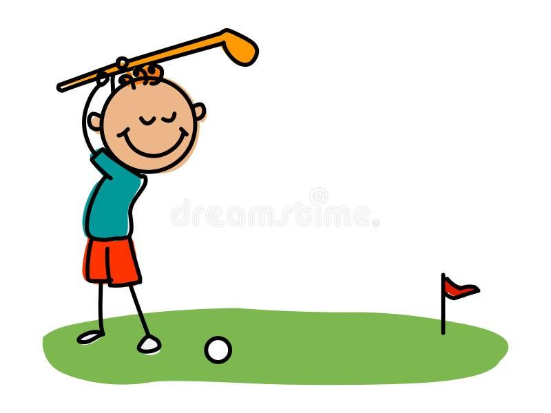 Golf Kid Stock Illustrations 751 Golf Kid Stock Illustrations Vectors Clipart Dreamstime