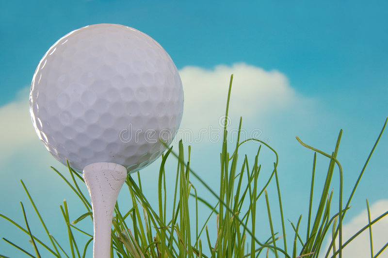Golf outing royalty free stock photos