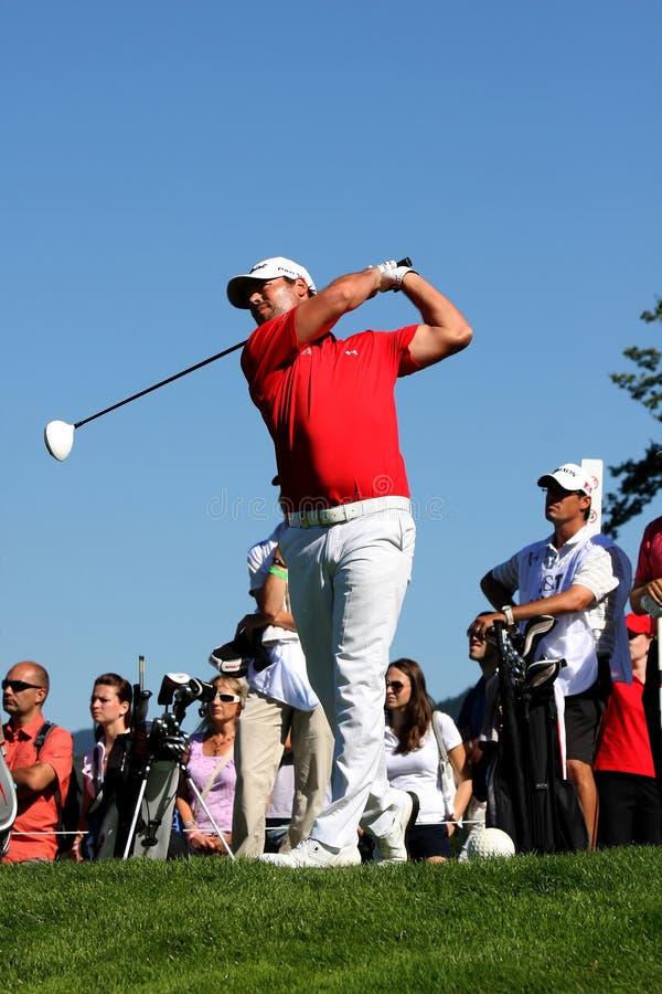 Golf PGA, CELADNA, CZECH REPUBLIC Editorial Photo