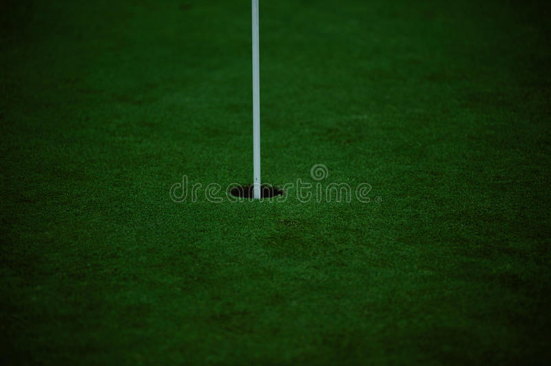 Download Golf pin stock image. Image of color, putting, grass - 16947255