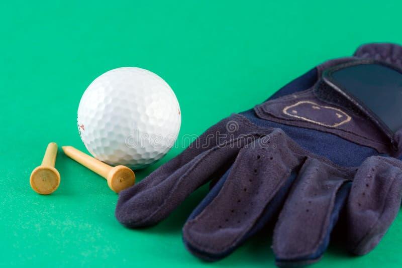 Golf-Spiel stockfotografie