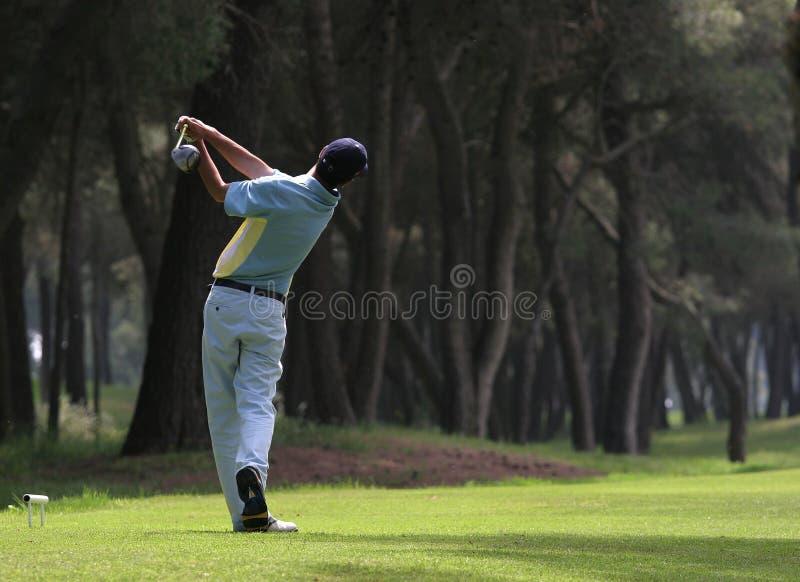 Download Golf Swing In Riva Dei Tessali Stock Photo - Image: 2316166