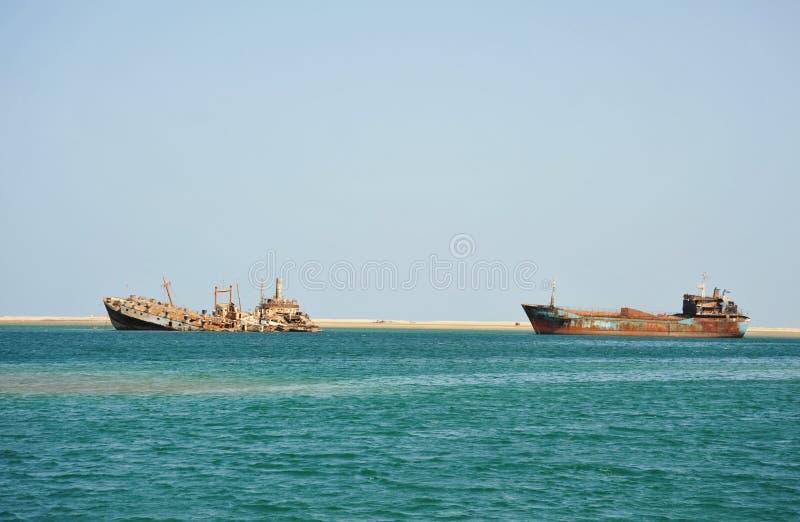 Golf van Aden royalty-vrije stock afbeelding