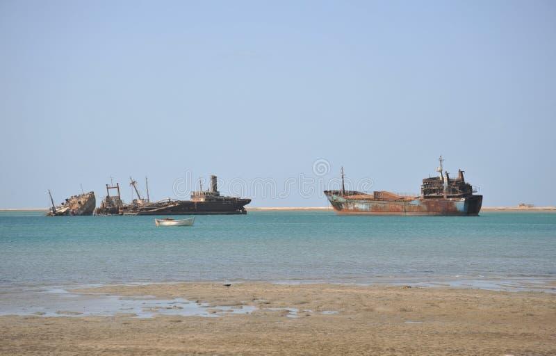 Golf van Aden stock foto's