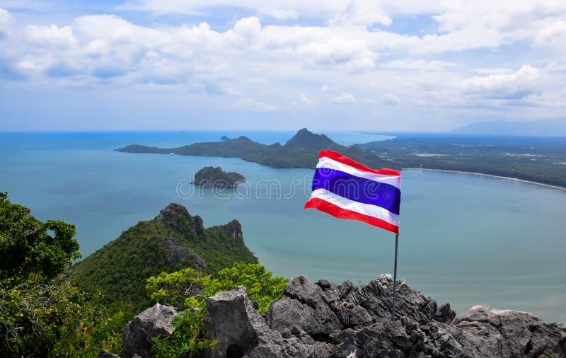 Golf van Thailand royalty-vrije stock fotografie