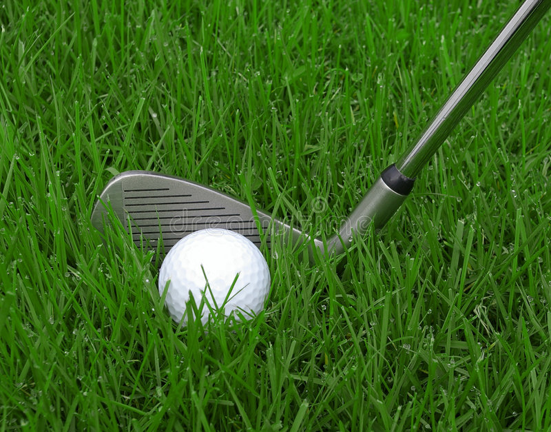 golf1 obraz royalty free