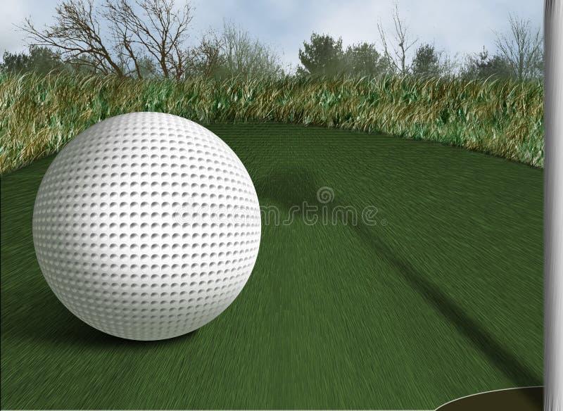 golf3 στοκ εικόνα