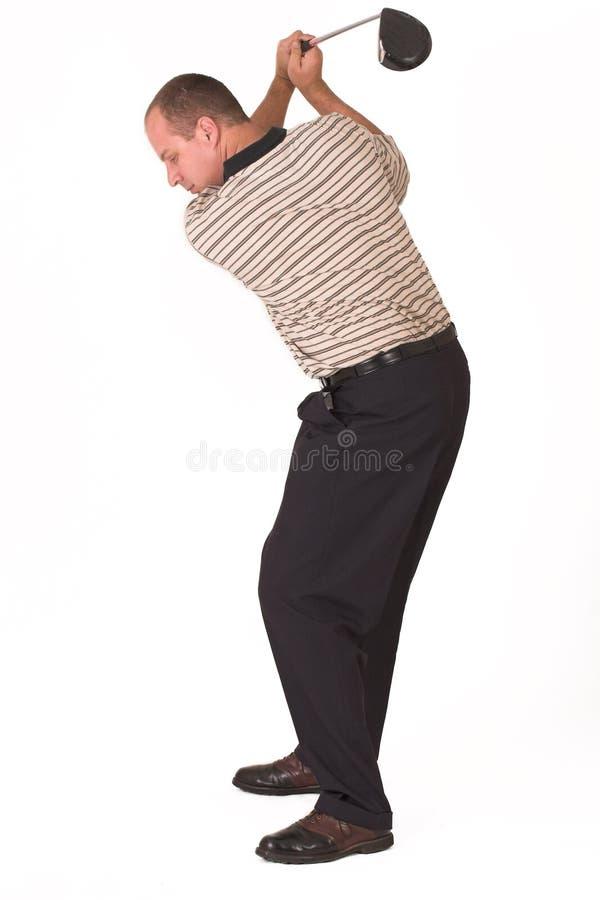 golfare 4 royaltyfri foto