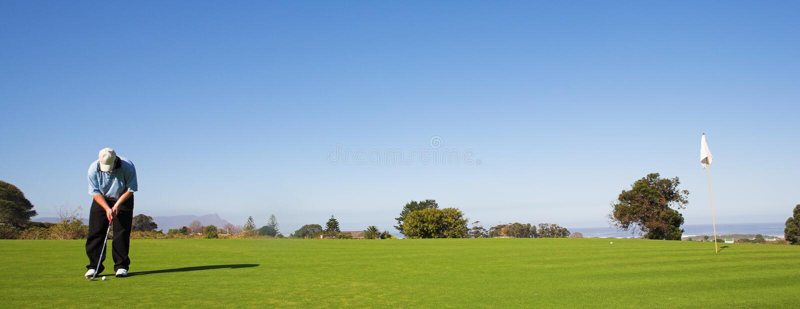 golfare 48 royaltyfri bild