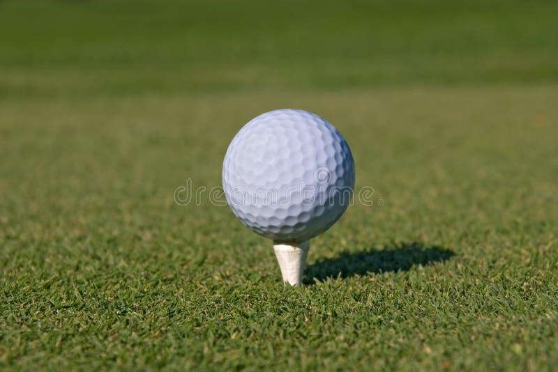 Golfbal 01 Stock Fotografie