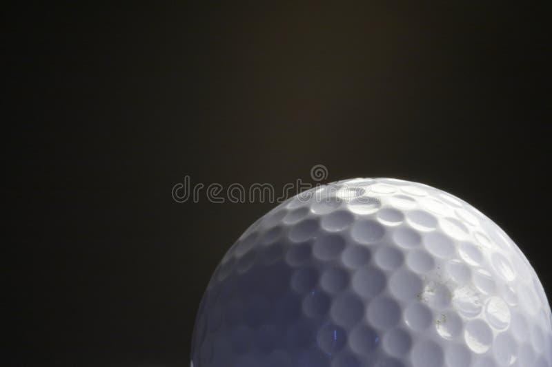 Golfball 07 stock afbeeldingen
