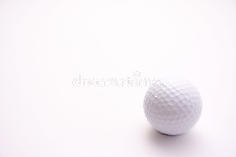 Golfball stockfotografie
