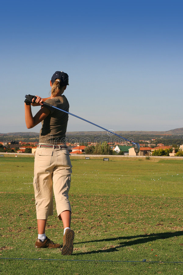 golfball arkivfoto