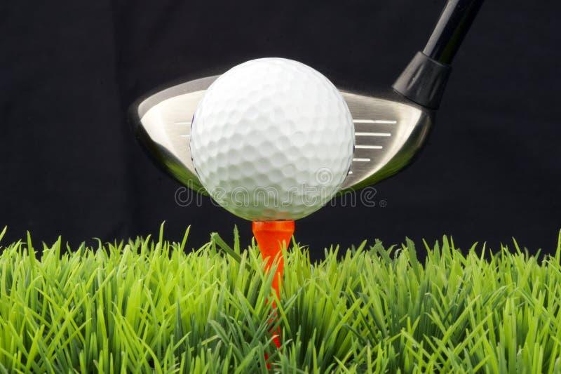 golfball kierowcy zdjęcie royalty free