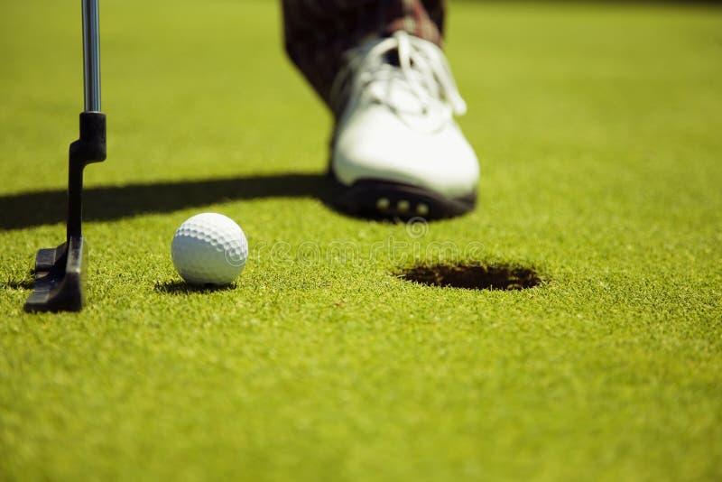 Golfclub stock afbeeldingen