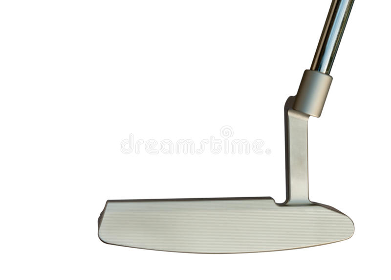 Golfclubputter Stock Fotografie