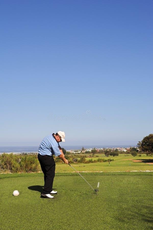 Golfe 02 foto de stock