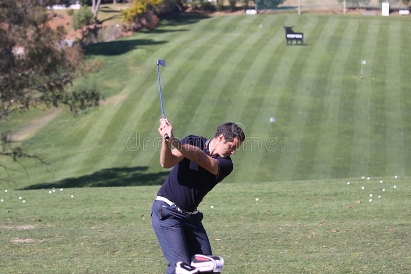Golfe aberto, Marbella de Julien Quesne Andalucia fotos de stock