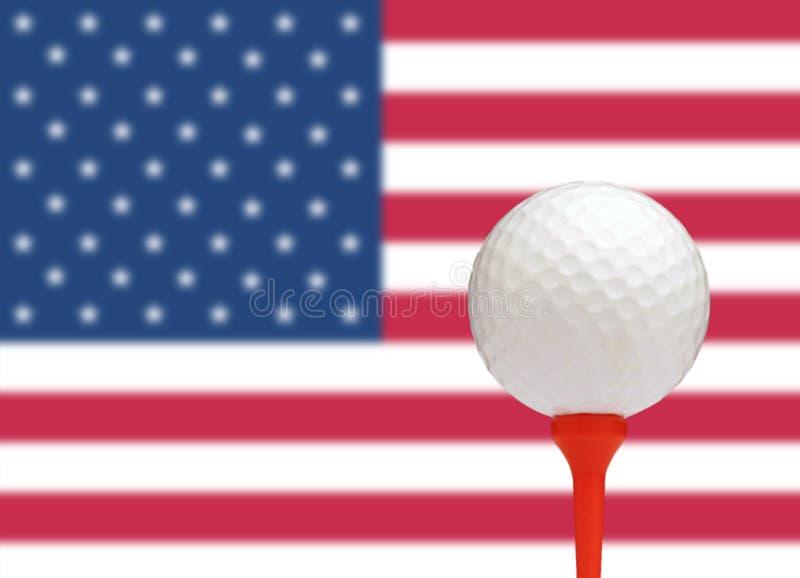 Golfe americano fotos de stock
