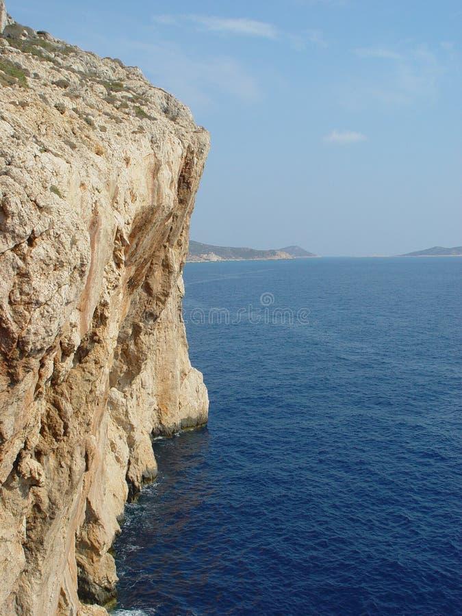 Golfe de mer Égée photos stock