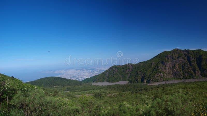 Golfe de Naples, Italie photographie stock libre de droits