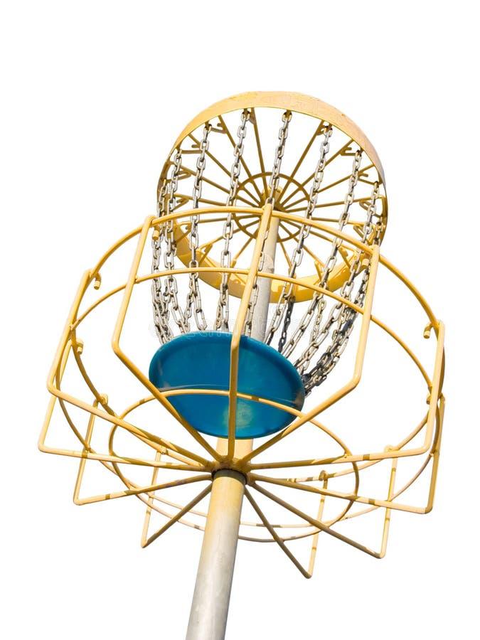 Golfe do Frisbee - FOLF foto de stock