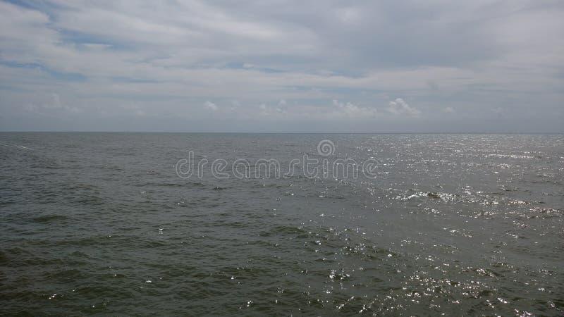 Golfen av Mexico arkivbild