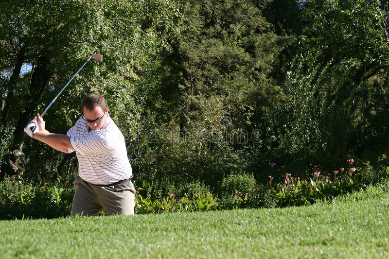 Download Golfer stock photo. Image of golf, game, sport, outdoors - 103744