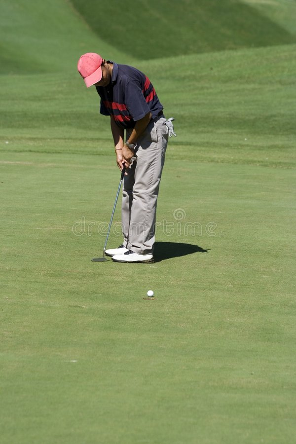 Download Golfer stock image. Image of outside, club, game, asian - 1529429