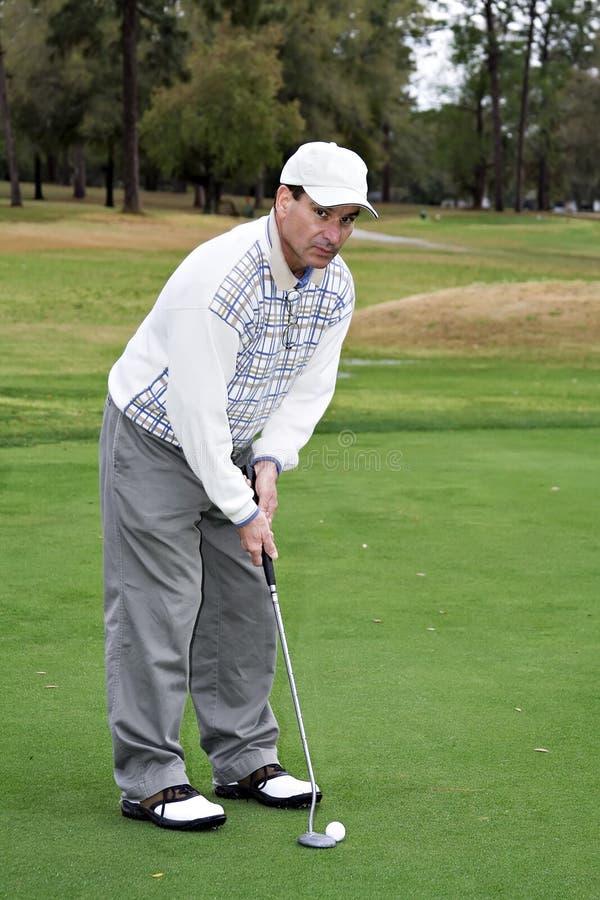 Free Golfer Stock Photography - 2052912