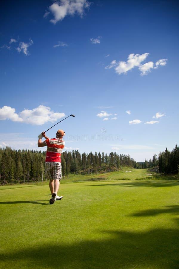 Free Golfer Stock Photography - 26134352