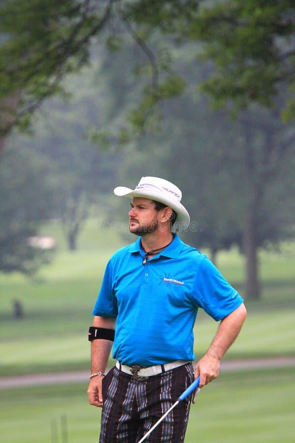 Golfer Rory Sabatini stock photo