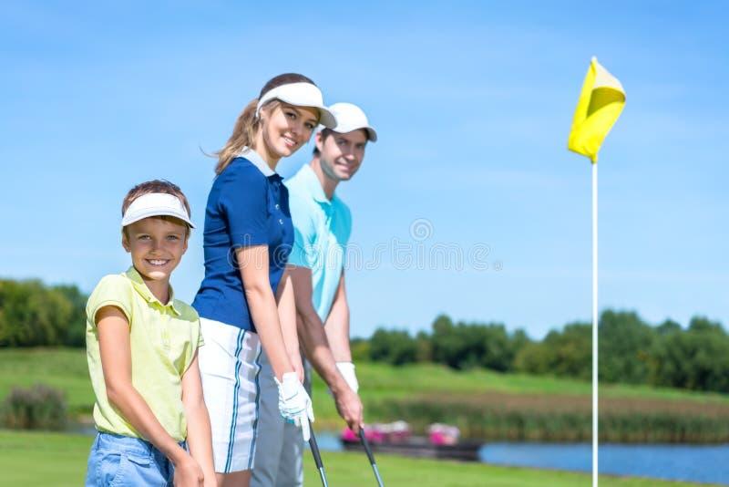 golfers στοκ φωτογραφία με δικαίωμα ελεύθερης χρήσης