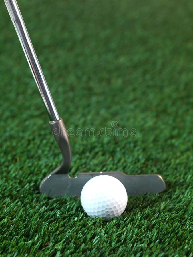 Download Golfing stock image. Image of blue, lawn, meadow, golf - 21029599