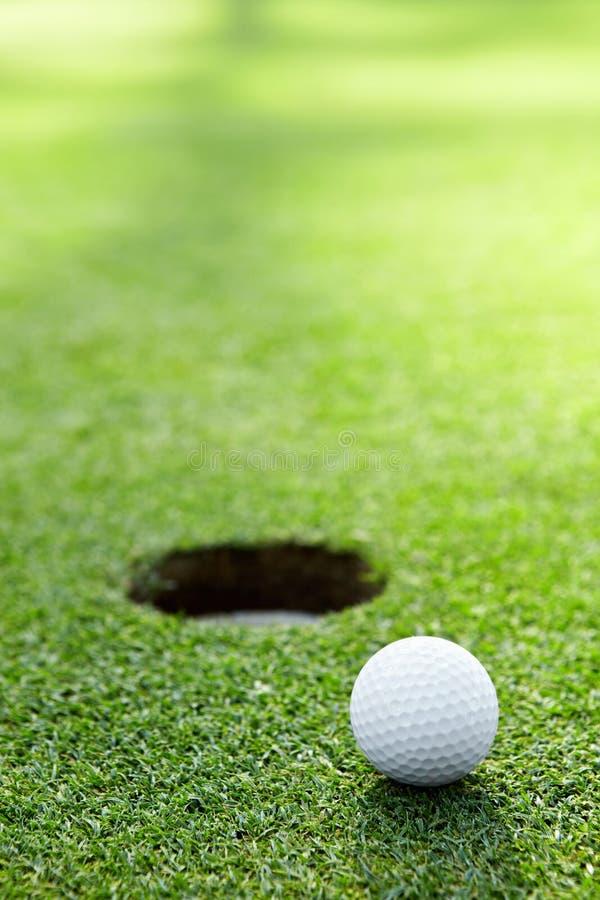 Golfing immagine stock libera da diritti