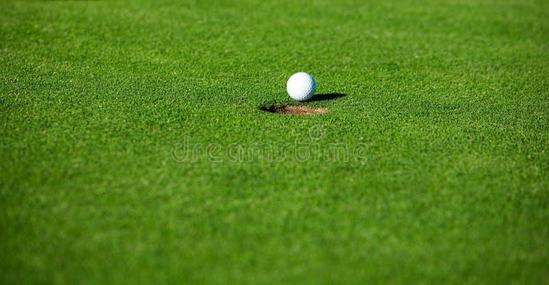 Golfing στοκ φωτογραφίες