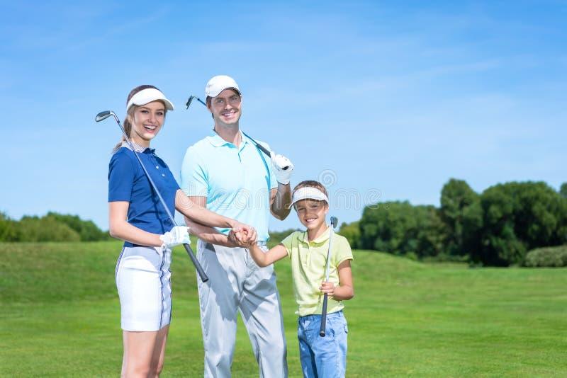 golfistas fotos de archivo libres de regalías