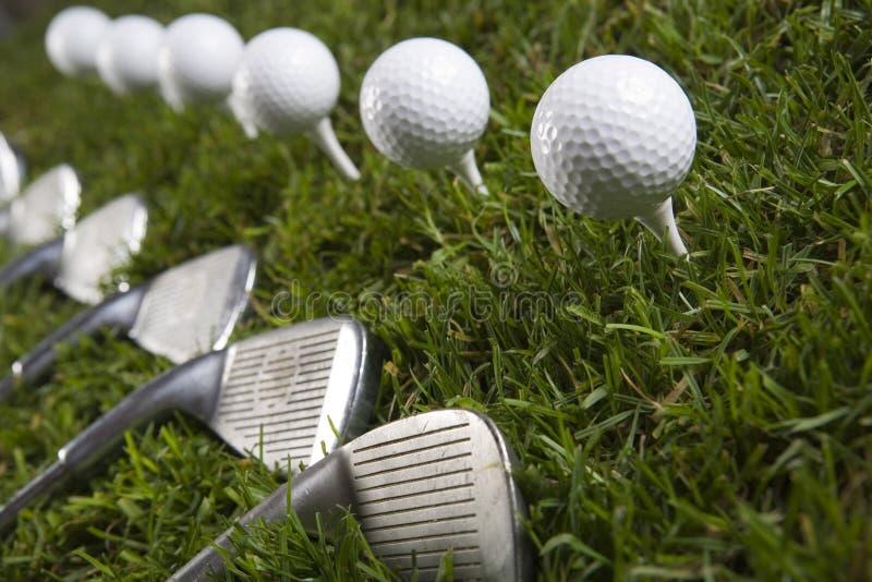 Golflaufwerk lizenzfreies stockfoto