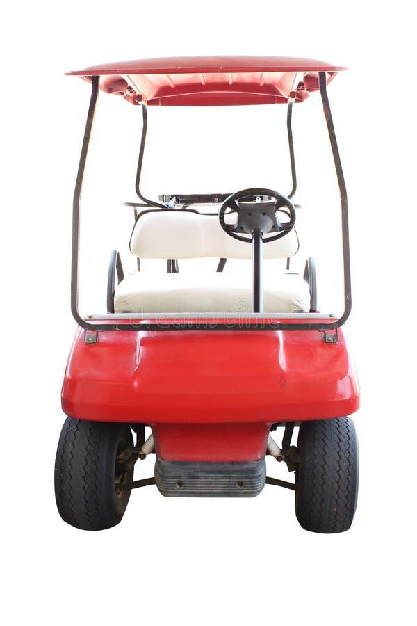 Golfmobil lizenzfreie stockbilder