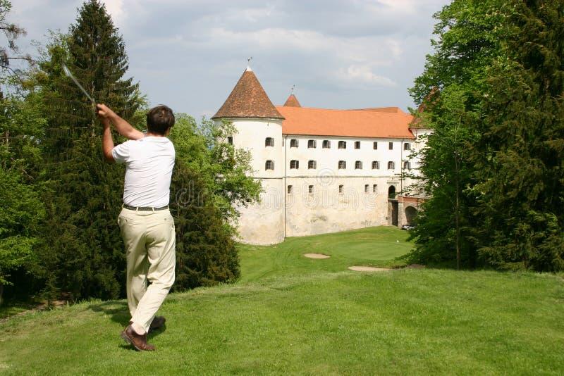 GolfMokrice royalty free stock images