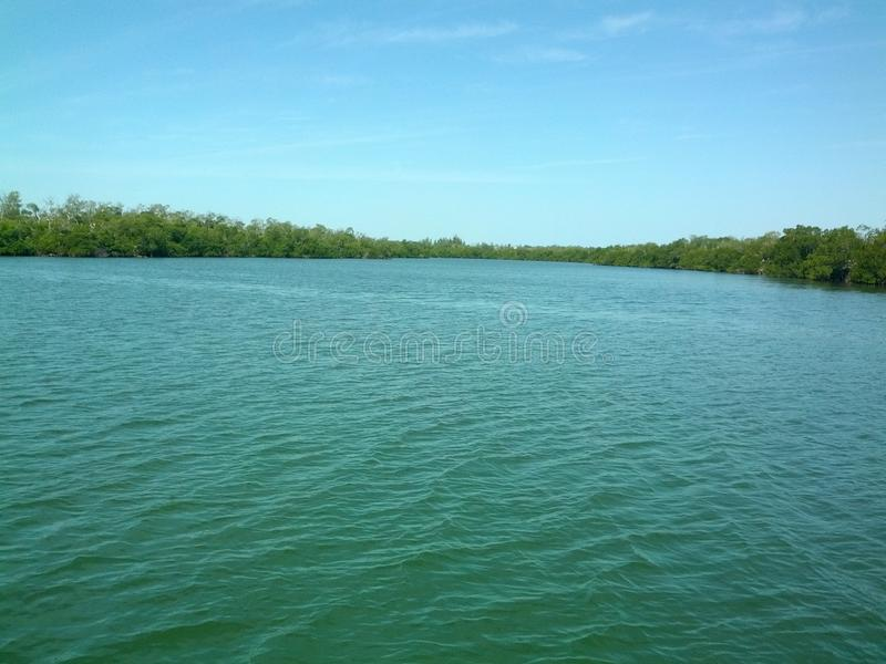 Golfo del Messico fotografia stock