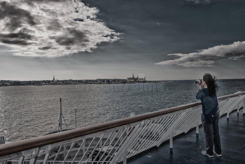 Golfo di Oresund fotografie stock libere da diritti