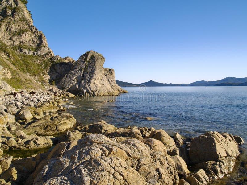 Download Golfo do mar foto de stock. Imagem de ruptura, rússia - 12807038