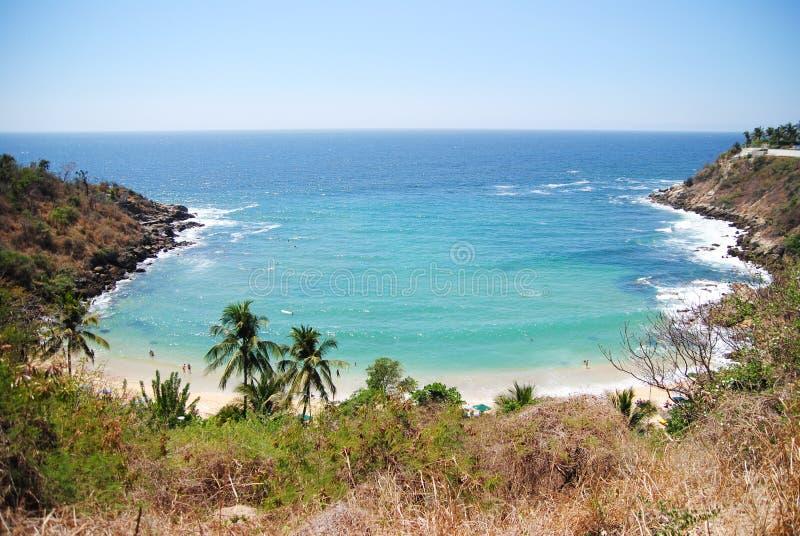 Golfo, Messico immagine stock